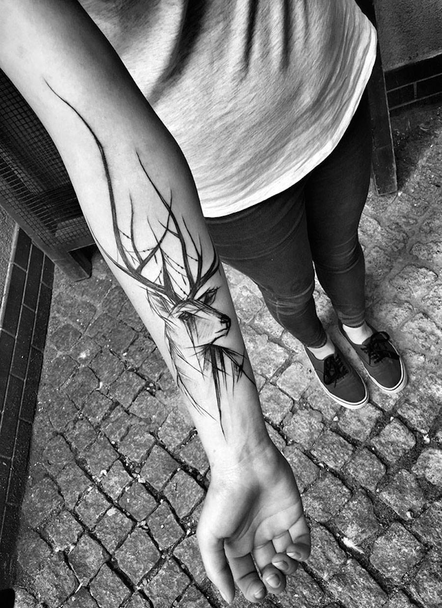impressive-black-and-white-sketch-tattoos-3-900x1239